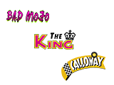 Bad Mojo, The King and a Cab namedCalloway